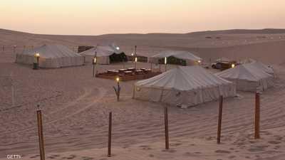 خطة تكشف مأزق قطر والمونديال.. خيام بالصحراء ومراكب بالبحر