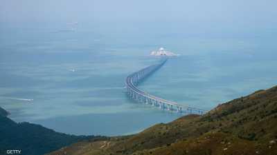 العالم يترقب افتتاح أكبر جسر بحري.. أرقام ضخمة