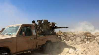 صد عملية تسلل للحوثيين بالبيضاء ومقتل عناصر من الانقلابيين