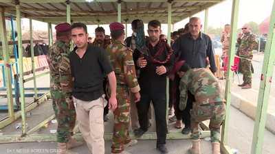 العراق يمنع ألف إيراني من دخول أراضيه