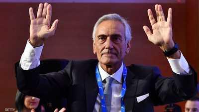 اتحاد الكرة الإيطالي ينتخب رئيسا بعد عام من شغور المنصب