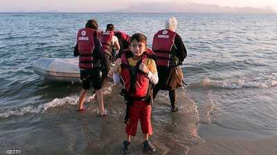 تركيا.. مصرع طفلين في غرق قارب مهاجرين