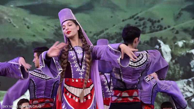 يريفان تحتفل بالذكرى 2800 لتأسيسها
