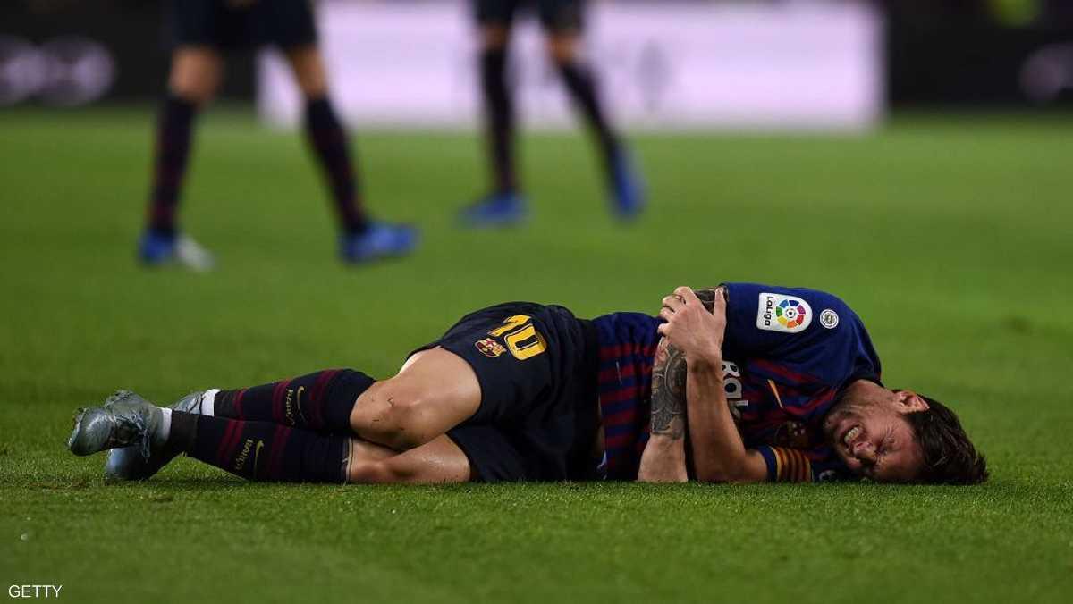 حزين لجماهير برشلونة.. عودة ميسي