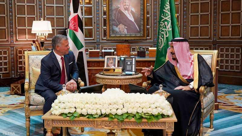 """الأردن إلى جانب السعودية """"في مختلف الظروف"""" 1-1193529.jpg"""