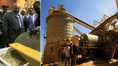 ارتفاع إنتاج السودان من الذهب في 2018