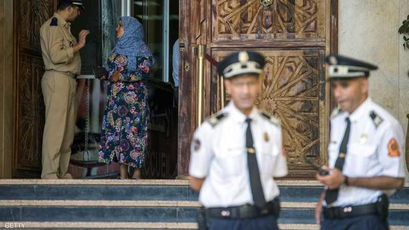 القضاء المغربي يدين 14 شابا بتهم إهانة العلم الوطني 1-1193902.jpg