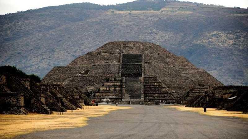اكتشاف أثري مذهل تحت ثاني أكبر هرم في المكسيك 1-1194335.jpg