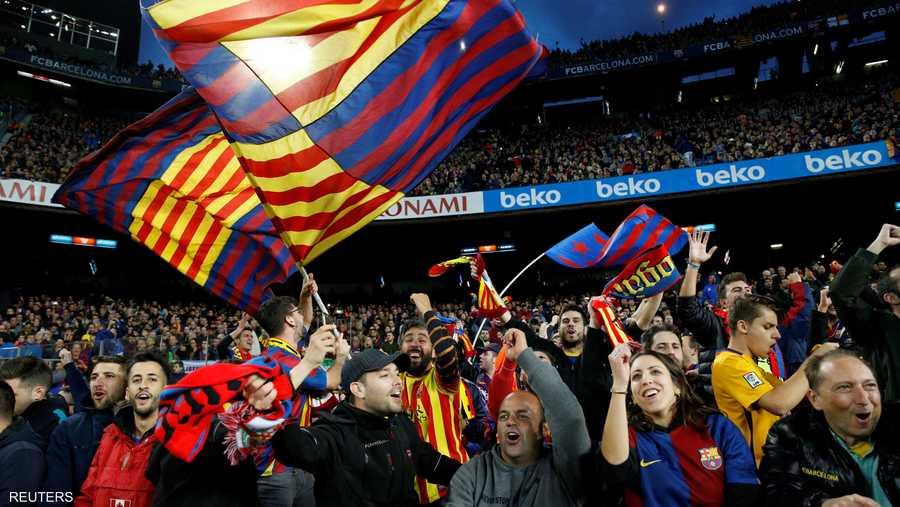 الخماسية الثانية لبرشلونة بعد خماسية نوفمبر 2010