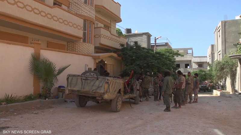 الجيش الليبي يطارد داعش بعد هجوم على الجفرة