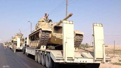 مصر تستضيف تدريبا عسكريا عربيا