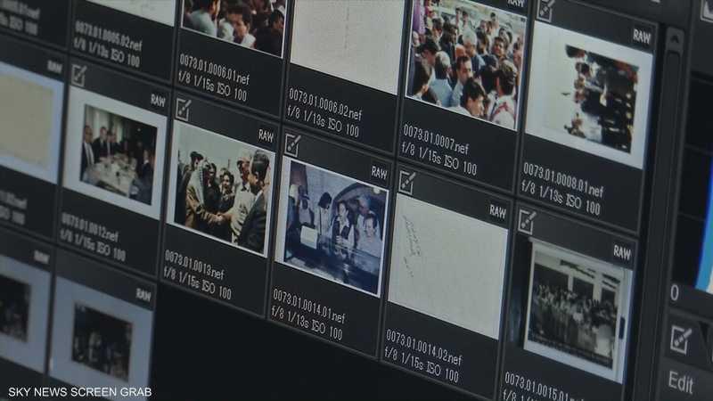 تحويل وثائق فلسطينية تاريخية إلى نسخ إلكترونية