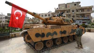 بعد التصعيد التركي الكردي.. التحالف الدولي يتدخل