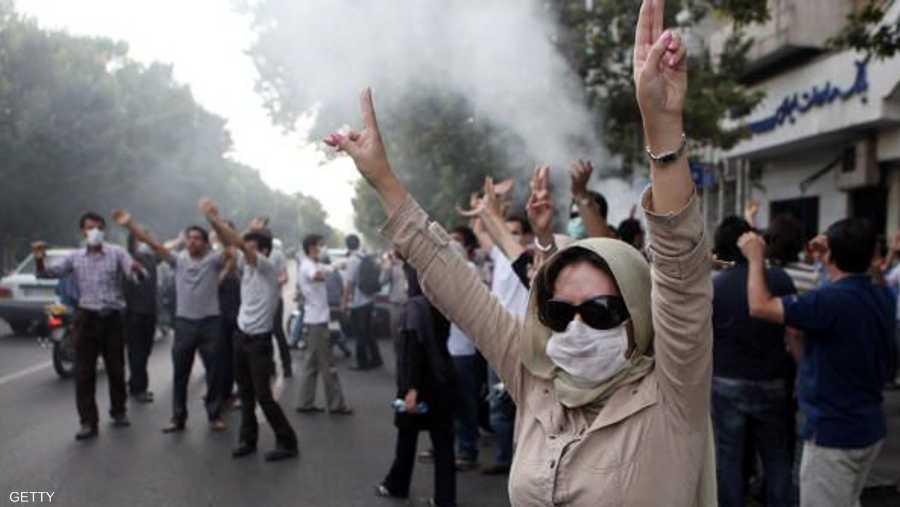 نتيجة بحث الصور عن إيران احتجاجات