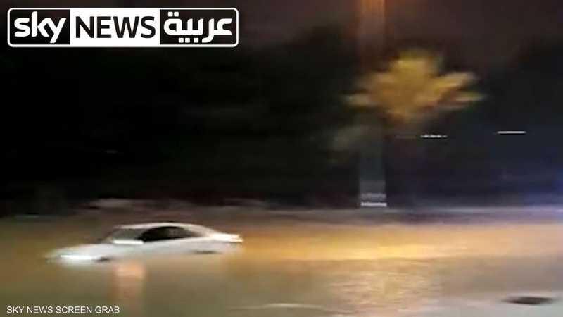 أمطار الكويت