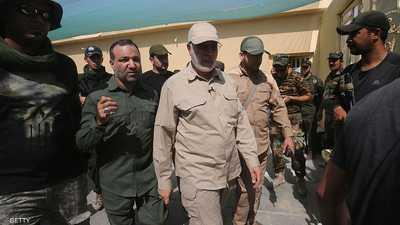 """العراق.. تعيين """"الخال"""" خلفا لأبو مهدي المهندس"""