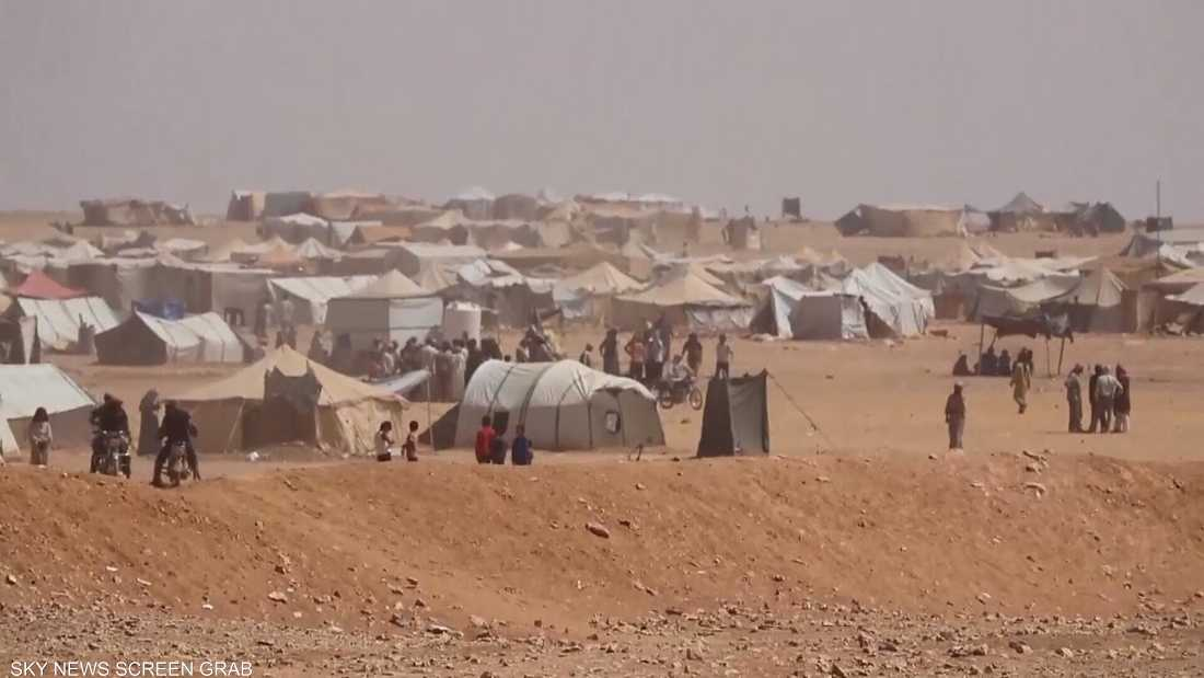 Image result for مخيم الركبان