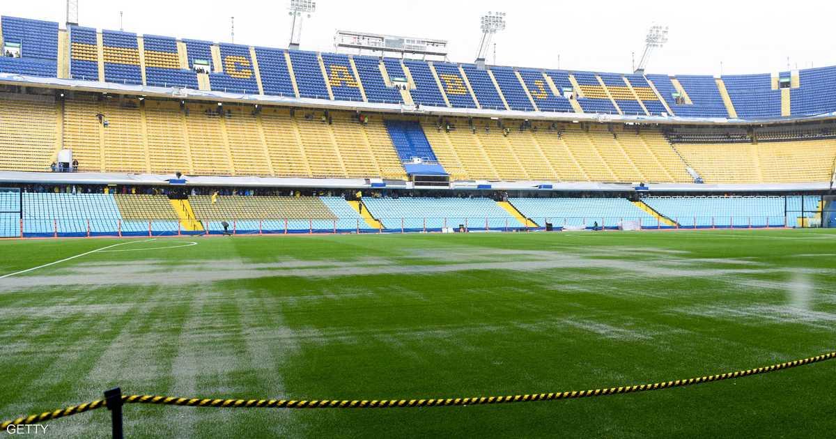 "Rain postponed the ""fiery final"" between Boca and River"