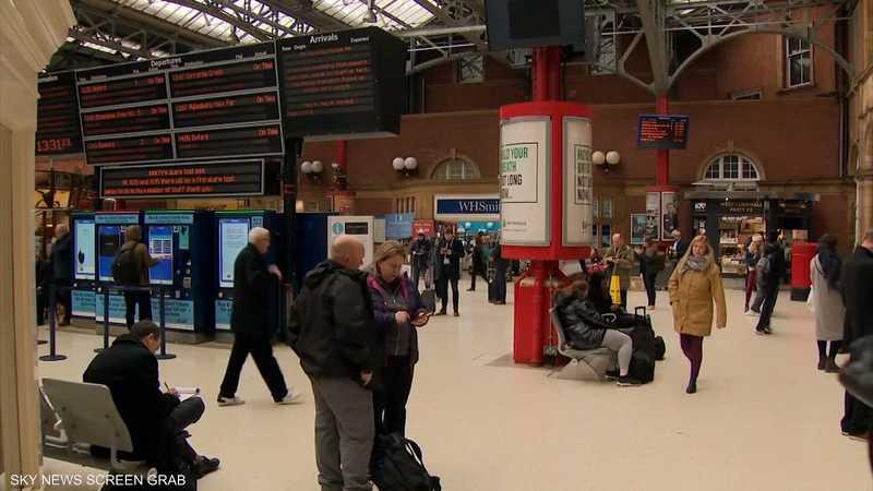 لندن.. أجهزة لتنقية الهواء في محطة مارلبون