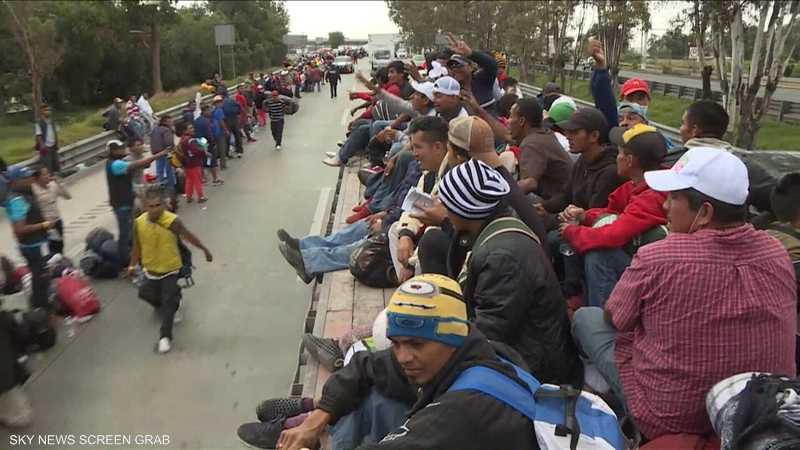 واشنطن تمنع المهاجرين بشكل غير قانوني من اللجوء إليها