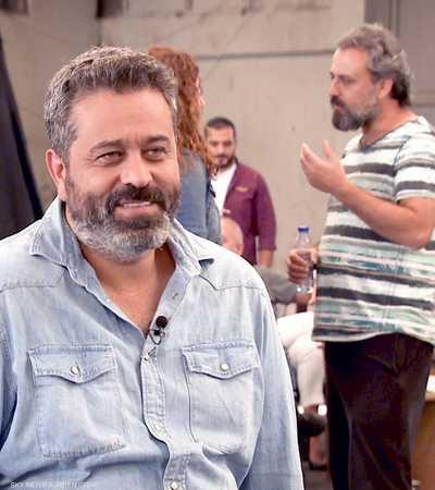 حوار خاص مع المخرج سامر البرقاوي