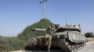 إطلاق النار على فلسطيني واعتقاله على الحدود مع غزة