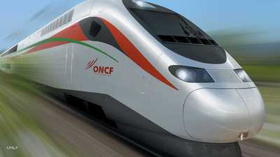 المغرب يطلق أسرع قطار في أفريقيا بحضور ماكرون