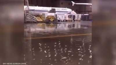 استئناف حركة الملاحة الجوية بمطار الكويت