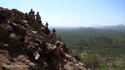 استمرار تقدم الجيش الوطني في سلسلة جبال مران