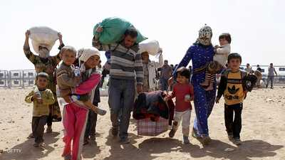 موسكو: 270 ألف لاجئ سوري عادوا إلى وطنهم