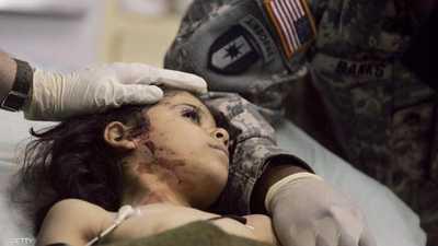 معاناة الجرحى العراقيين من جراء الحروب تتفاقم.