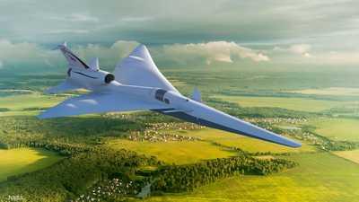 الطائرة الجديدة ستطير بسرعة 1500 كيلومتر في الساعة