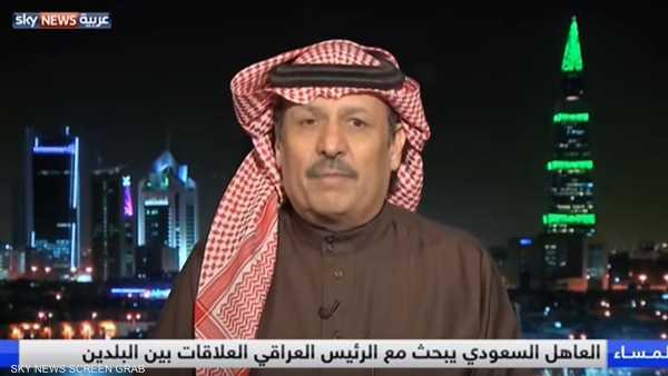العاهل السعودي يبحث مع الرئيس العراقي العلاقات بين البلدين