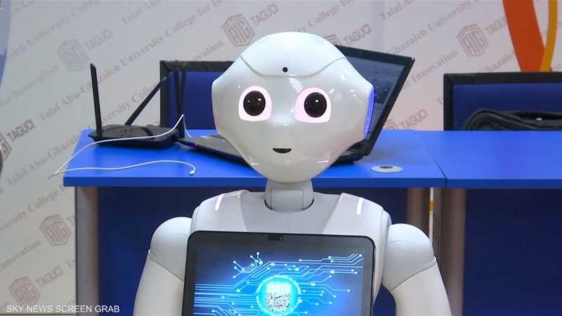 معرض للروبوت في الأردن يدعم المبتكرين الشبان