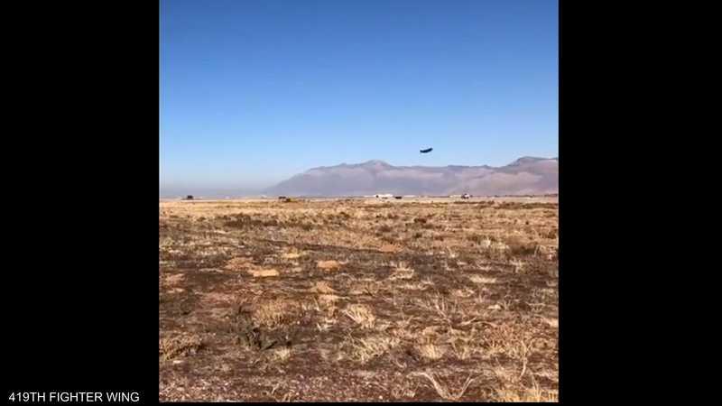 انطلاق أف 35