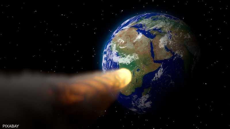 قطر أكبر كويكب سيبلغ حوالي 120 مترا