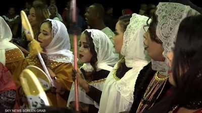 العرس النوبي.. طقوس خالدة