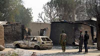 """مقتل 23 جنديا تشاديا على أيدي """"بوكو حرام"""""""