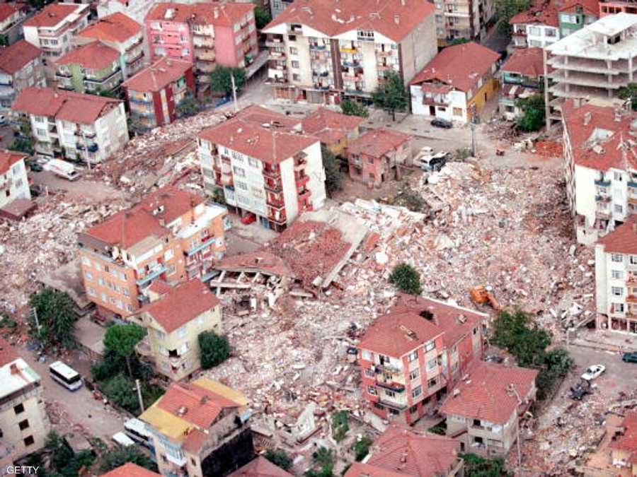 be9028e08 خطر يهدد تركيا.. تحذير من زلزال مدمر | أخبار سكاي نيوز عربية
