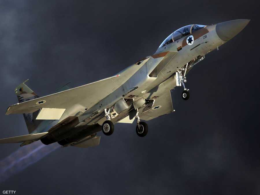 6fa17ae2c091c إسرائيل تنفي إسقاط دمشق طائرة حربية إسرائيلية في سوريا