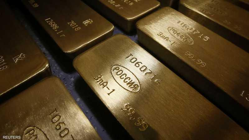 """الذهب يصعد بدعم رفض اتفاق """"بريكست"""""""