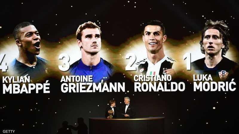أفضل 4 لاعبين في العالم