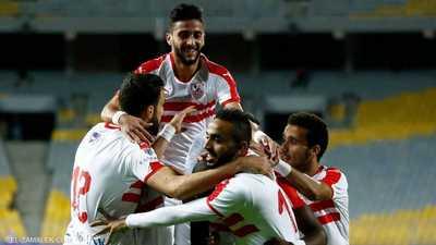 الزمالك يحلق بعيدا في صدارة الدوري المصري