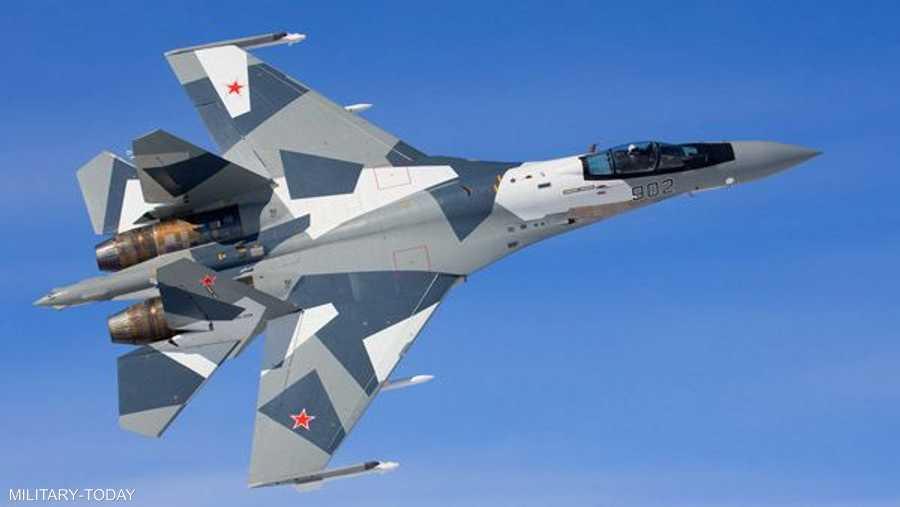 سوخوي 35 الروسية
