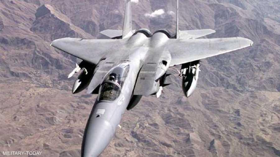 المقاتلة الأميركية إف 15