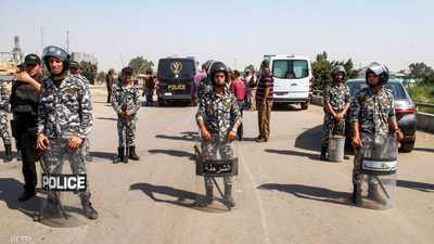 القوات المصرية والأميركية تنفذان تدريبات لمكافحة الإرهاب