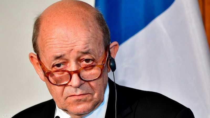 فرنسا تطالب ترامب بعدم التدخل في شأنها الداخلي 1-1206904.jpg