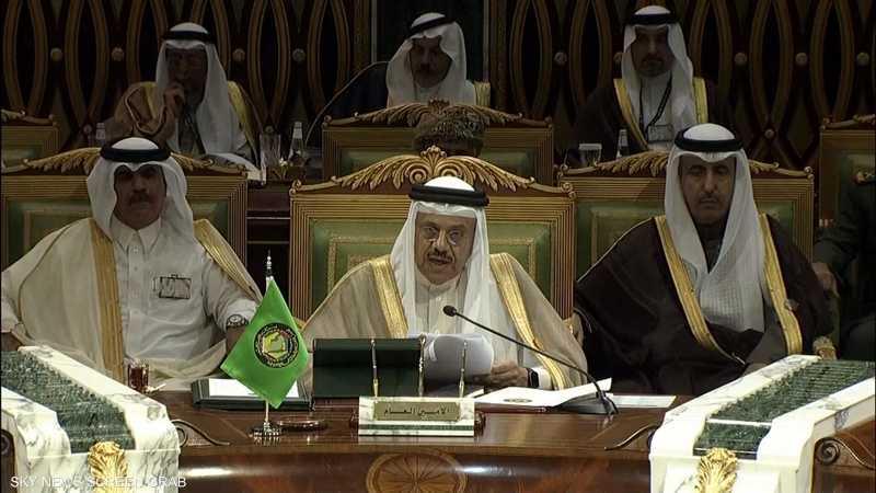 الزياني يدعو لترسيخ القواعد التي بني عليها مجلس التعاون