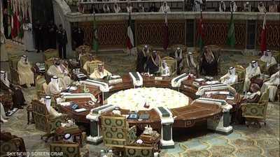 الملك سلمان: النظام الإيراني مستمر في سياسته العدائية