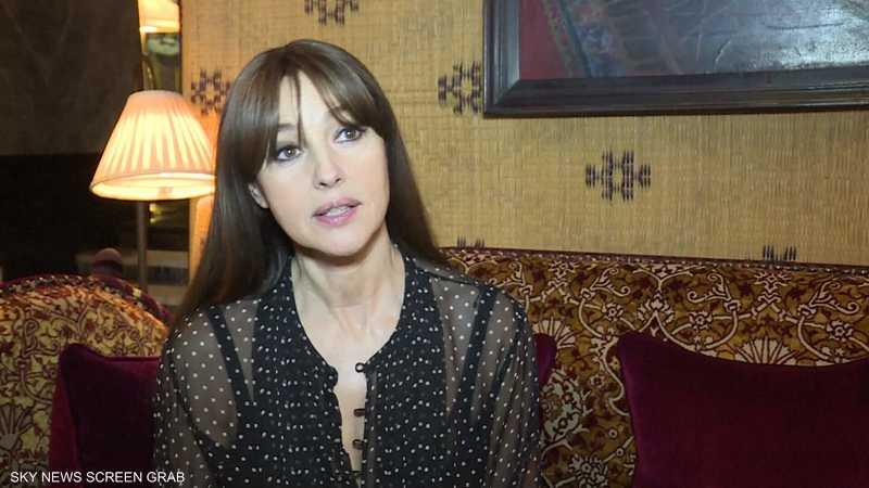 مونيكا بيلوتشي تستعد للمشاركة في فيلم تونسي